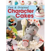 Fun and Original Character Cakes by Maisie Parrish