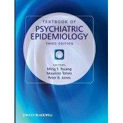 Textbook of Psychiatric Epidemiology by Ming T. Tsuang