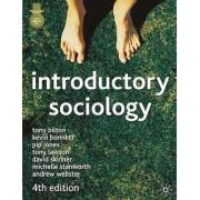 Introductory Sociology 2002 by Tony Bilton