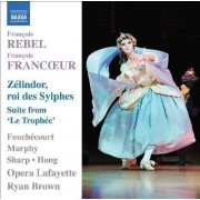 Rebel/ Francoeur - Zelindor (0730099022477) (1 CD)