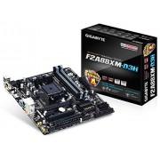 Gigabyte F2A88XM-D3H Carte Mère AMD Micro ATX Socket FM2
