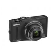 Digitalni fotoaparat COOLPIX S8100 Crni NIKON