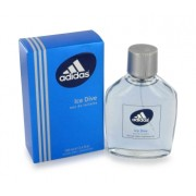 Adidas Ice Dive Eau De Toilette Spray 3.4 oz / 100 mL Men's Fragrance 403520
