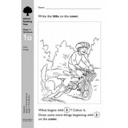 Oxford Reading Tree: Level 1+: Workbooks: Workbook 1A (Pack of 6) by Clare Kirtley