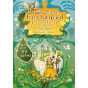 Enchanted Garden Scented Sticker Book by Cicely Mary Barker
