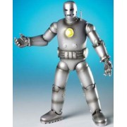 Marvel Legends, Iron Man first appearance; Mojo series, 15 cms + comic Toy Biz