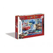 """Clementoni """"Cars 2"""" 2In1 Puzzle (40 Piece)"""
