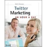 Twitter Marketing by Hollis Thomases