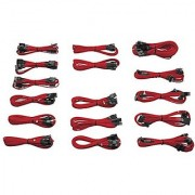 Corsair CP-8920049 Standard Power Cable Kit Type 3 (Generation 2) Red