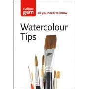 Watercolour Tips by Ian King