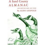 A Sand County Almanac by Aldo Leopold