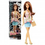 Papusa Barbie Summer Fashionista - Teresa