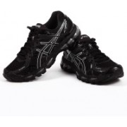 Asics Gel-Kayano 21 (D) Women Running Shoes(Black)