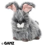 Webkinz Angora Bunny with Magnetic Bookmark