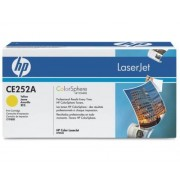 HP Original HP Color Laserjet Toner CE252A yellow - reduziert