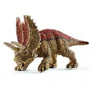 Schleich - 14535 - Figurine Dinosaure - Mini Pentaceratops