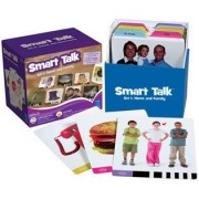 SMART TALK CARD SET SET 1 HOME & by EDUCATIONAL INSIGHTS