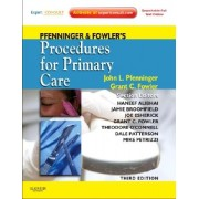 Pfenninger and Fowler's Procedures for Primary Care by John L. Pfenninger