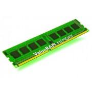 Kingston KVR16LE11L/4 Memoria RAM da 4 GB, 1600 MHz, DDR3L, ECC CL11 DIMM, 1.35 V, 240-pin