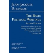 Rousseau: The Basic Political Writings by Jean-Jacques Rousseau