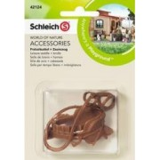 Figurina Schleich Leisure Saddle and Bridle
