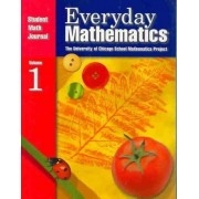 Everyday Mathematics, Grade 1, Student Math Journal 1 by Ucsmp