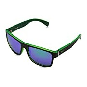 Uvex Sport Sunglasses Lgl 21 Black Mat Green Size:One Size