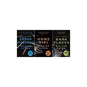 Gillian Flynn Collection - 3 PB Books (Gone Girl Dark Places Sharp Objects)