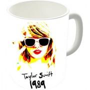 Dreambolic Taylor swift 1989 Ceramic Coffee Mug