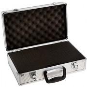 SRA Cases EN-AC-FG-C203 Aluminum Hard Case 15.8 x 9.5 x 5 Inches