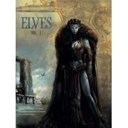 The Blue Crystal: Volume One of the Elves Saga