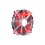 Ventilator Cooler Master MegaFlow LED Red 200 mm