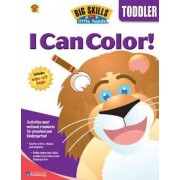I Can Color! by Brighter Child