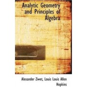 Analytic Geometry and Principles of Algebra by Alexander Ziwet
