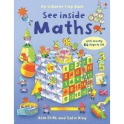 See Inside: Maths by Minna Lacey
