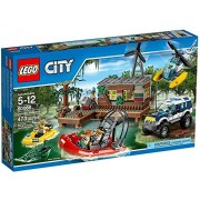 Lego City Police Crooks Hideout, Multi Color