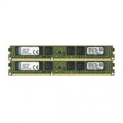 Kingston KVR16LN11K2/8 Memoria RAM da 8 GB, 1600 MHz, DDR3L, Non-ECC CL11 DIMM, 1.35 V Kit (2x4 GB), 240-pin