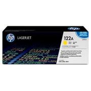 HP Q3962A Lézertoner ColorLaserJet 2550, 2800, 2820 nyomtatókhoz, HP 122A sárga, 4k