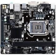 Placa de baza GIGABYTE H110M-S2V DDR3, Intel H110, LGA 1151