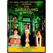 THE DARJEELING LIMITED DVD 2007