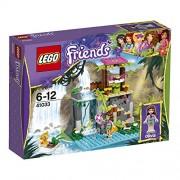 LEGO Friends - Selva, rescate en la catarata de la jungla (41033)