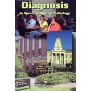 Diagnosis in Speech-Language Pathology by J. Bruce Tomblin
