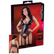 Cottelli - Fényes mix felső (fekete)