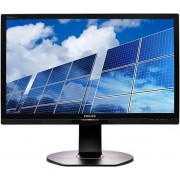 "Monitor IPS LED Philips 23.8"" 241B6QPYEB/00, Full HD (1920 x 1080), DVI-D, DisplayPort, 5ms GTG, Boxe (Negru)"