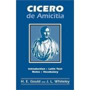 De Amicitia by Marcus Tullius Cicero