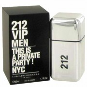 212 Vip For Men By Carolina Herrera Eau De Toilette Spray 1.7 Oz