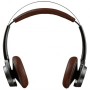 Casti Wireless Backbeat Sense Hi-Fi Over Ear Cu Microfon Negru Plantronics