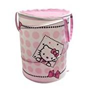 Fun House 004613 'Hello Kitty' Pop-Up Laundry Bin