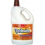 Detergent pt pardoseli Sano Poliwix Parquet, pt parchet, cu ceara, 2L [X]