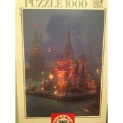 St. Basil's Cathedral Moscow 1000 Conserver Fix Puzzle